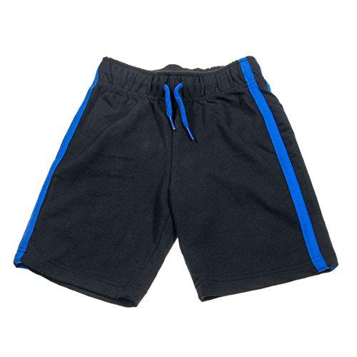 Circo Boys Striped 100% Cotton Shorts Black M