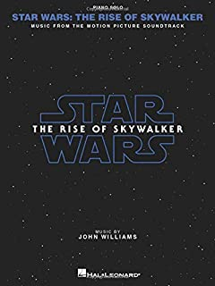 Star Wars: The Rise of Skywalker - Music from the Motion Picture Soundtrack by John Williams Arranged for Piano Solo with ...