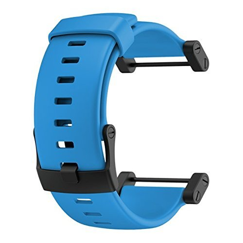 Suunto Core Crush Rubber Strap - Blue by