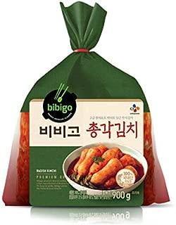 bibigo チョンガーキムチ 900g チョンガクキムチ ビビゴ クール便