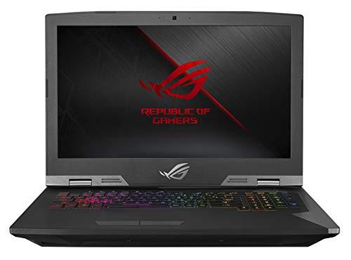 "ASUS ROG G703GI-E5148T 17.3"" (43.94 cms) FHD 144Hz/3ms Gaming Laptop (8th Gen Intel Core i9-8950HK/64GB/2TB SSHD + 1.5TB NVMe SSD/Windows 10/GTX 1080 8GB Graphics/4.70 Kg), Aluminum"