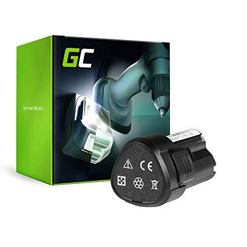 GC® (2Ah 12V Li-Ion Samsung cellen) Accu Batterij Vervangend batterijpakket voor Rockwell RK2510K2 Elektrisch gereedschap