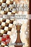 Planillas de Ajedrez: ¡150 Planillas para partidas oficiales! (Planillas de torneo en alta calidad) Perfecto regalo para el jugador de ajedrez