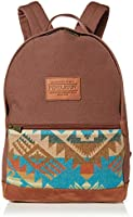 Pendleton Men's Canvas Backpack, Journey West, 1-SZ