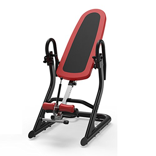 Best Review Of A&Dan Inversion Table, Foldable Gravity Inversion Table Exercise Back Therapy Fitness...