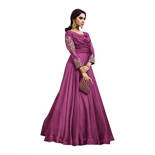 ETHNIC EMPORIUM Damen Eid New Festliche Designer Frauen Kaftan Brautkleid Salwar Kameez Hijab bodenlangen Anarkali Anzug benutzerdefinierte Messen Muslim 2765 43481 Wie gezeigt