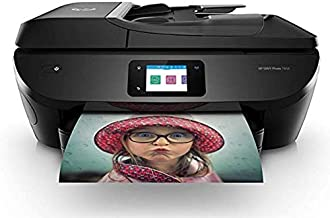 $113 » HP Envy Photo 7858 All-in-One Inkjet Photo Printer with Mobile Printing K7S08A (Renewed)