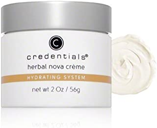 Credentials Herbal Nova Creme - Ultra Hydrating Facial Moisturizer 2 oz.