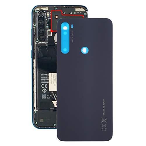 Tangyongjiao Accesorios para Celular Batería Cubierta Posterior for Xiaomi redmi Nota 8T (Color : Black)