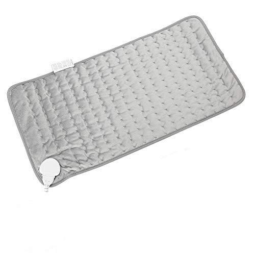 Elektrisk värmekudde, bekväm och styrbar värmefilt för vuxna hemma barn (EU 230 V)