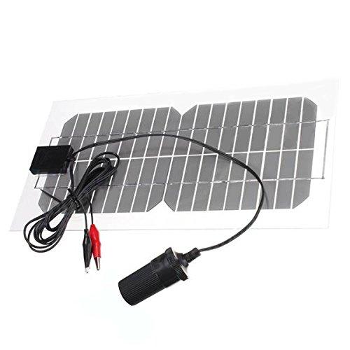 Verwisselbare Accessoires LDTR-WG0123 18V 5.5W 31,5 x 16,5 x 0.15cm Semi-Flexibele Zonnepaneel met kabels toebehoren