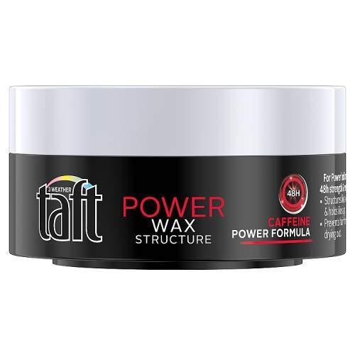 Schwarzkopf TAFT Power Wax 2.5oz [European Import] - 3 Count