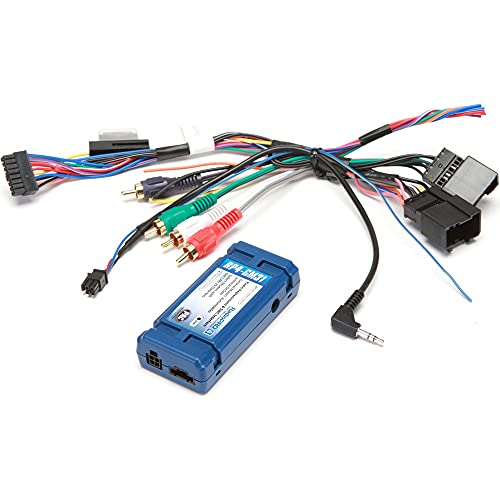 PACRP4GM31 - PAC RP4-GM31 All-in-One Radio Replacement Steering Wheel Control Interface (For Select GM vehicles with CANbus)