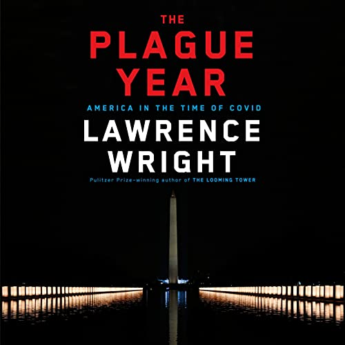 Page de couverture de The Plague Year