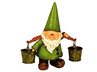 Woodland Wilf Looks Garden Gnome