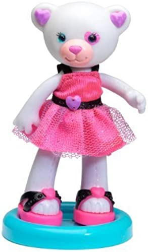 Descuento del 70% barato Build-A-Bear Workshop - Furbulous Fashion Friends - Fancy Bear Bear Bear by Playmates - Toys  70% de descuento