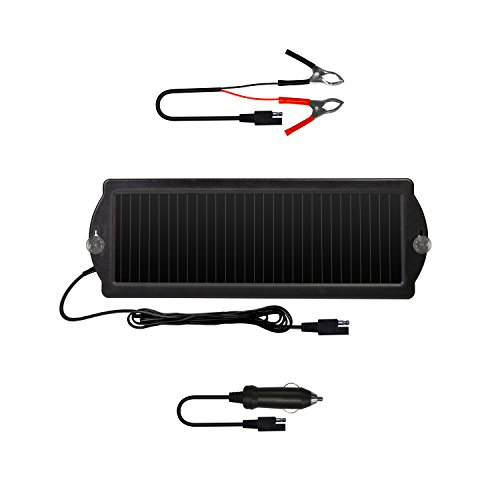 12 Best Rated Solar Battery Maintainer - Top Reviews 3