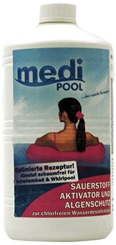 Medipool Schwimmbadpflege Sauerstoff Aktivator, 1 Liter