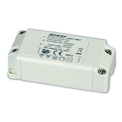 00011857 - ANWAY LED Treiber AW01-0007 6W/350mA/25V