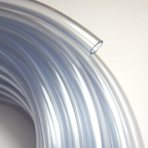 PVC Tube Siphon geeignet für Home Bier brauen Syphoning &Wine Lebensmittelqualität, 10 mm Innendurchmesser, 3 / 8 Zoll