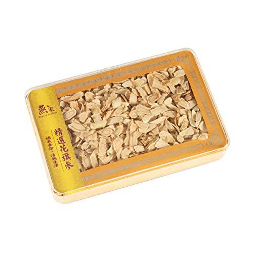 American Ginseng, 2 Tael Package, Large Slice Bag, 燕之家原枝花旗參片禮盒