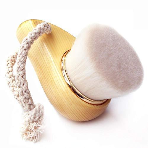 Doux Fibre Douce Exfoliant Visage Gommage Facial Nettoyage En Profondeur Lavage Pore Enlever Le Maquillage Du Visage Brosse Nettoyant Nettoyant