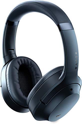 Razer Opus - Midnight Blue ノイズキャンセリング搭載 ワイヤレス ヘッドホン マイク付 THX認証を取得した サウンド Bluetooth/有線(3.5mm) キャリーケース付属 PS4 PC Switch スマホ 【日本正規代理店保証品】 RZ04-02490100-R3M1