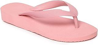PARAGON Women's Pink Flip-Flops