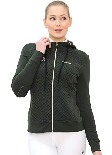 SPOOKS Lotte Hoody Jacket (Farbe: Dark Forest; Größe: M)