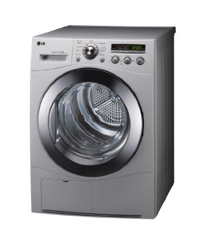 LG RC8015C Tumble Dryer 8kg Silver