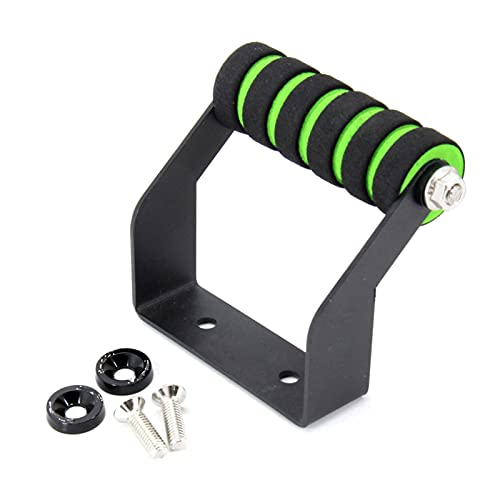 CAIFEIYU Ajuste de la manija del Scooter eléctrico para Dualtron Ultra DTX Spider Thunder Electric Monopatín Accesorios de retrofit (Color : Green)