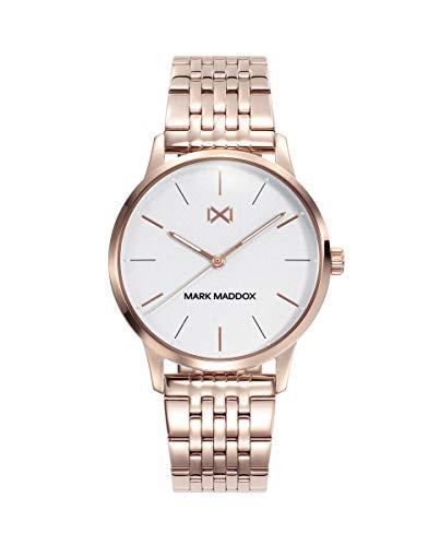 MARK MADDOX - Reloj Acero IP Rosa Sra Mm - MM2005-17
