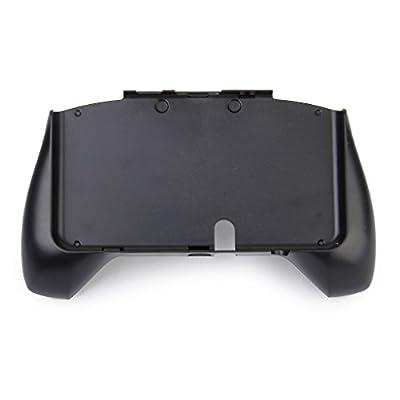 Generic Controller Hand Grip Handle Holder for NEW Nintendo 3DS Black