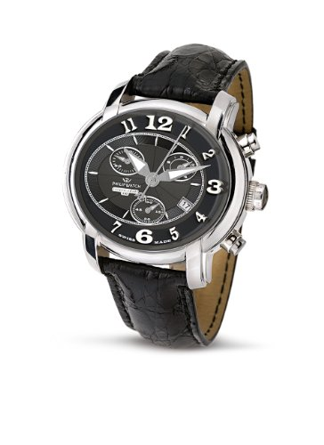 Philip Watch Orologio al Quarzo Man Anniversary 46.0 mm