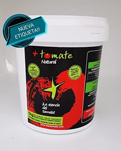 Tomate Natural en Polvo Deshidratado - El NUEVO ingrediente -