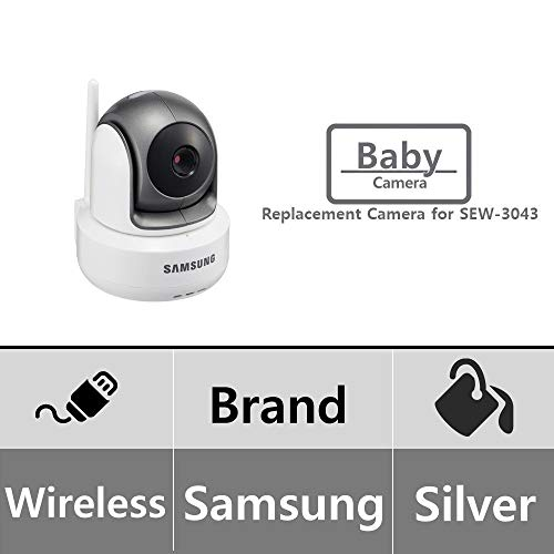 Baby Video Monitoring System Samsung BrightView Wireless Pan Tilt zoom 2 pack