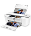HP DeskJet 3755 Compact All-in-One Wireless Printer with Mobile Printing, Instant Ink ready - Stone Accent (J9V91A) (Renewed)