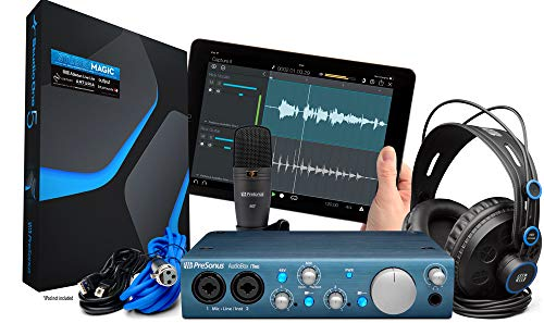 Presonus Audiobox Itwo Studio Bundle Scheda Audio...