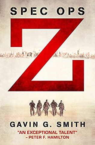 book cover of Spec Ops Z
