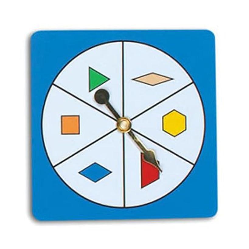 EAI Education Pattern Block Spinner - Set of 5