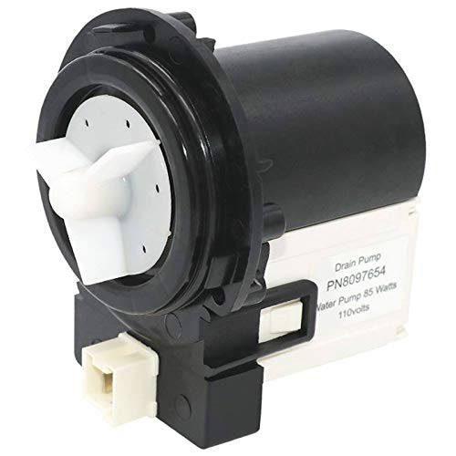 washing machine drain pump motor - 5