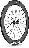 DT Swiss WHDTPRC1401F Lot de 2 pièces de vélo Standard en Carbone pour vélo Avant 65 mm