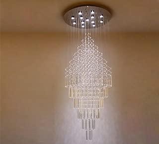 rain crystal chandelier