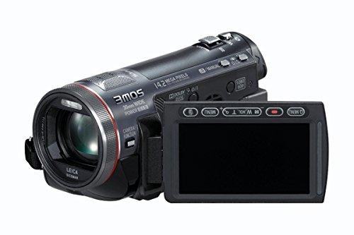 Panasonic HDC-TM700EGK Full-HD Camcorder (SD/SDHC/SDXC-Karte, 12-fach optischer Zoom, 7,6 cm (3 Zoll) Display, 32GB interner Speicher, USB 2.0) schwarz
