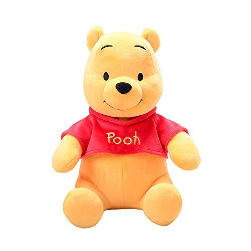 Peluches 30 Cm De Peluche De Winnie The Pooh, Lindo Y Suave, Animal De Peluche, Lindo Anime, Cumpleaños, Juguete para Niños, Regalo, Niño Y Niña