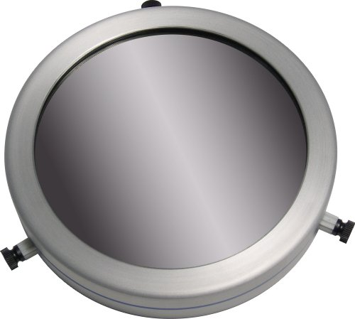 Orion 07710 5.81-Inch ID Full Aperture Glass Telescope Solar Filter (Silver)