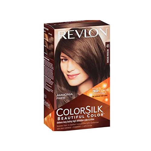 Revlon ColorSilk Tinte Cabello Permanente Tono #41