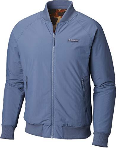 Columbia REVERSATILITY Jacket - DARK MOUNTAIN, BUFFALO CAMO - Mens - L