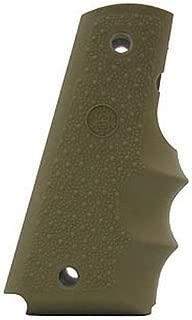 Hogue Govt. Model Rubber Grip with Finger Grooves