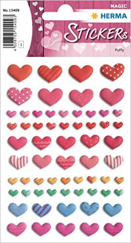 HERMA 15409 Love Liebe Sticker